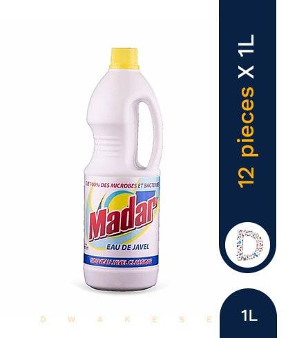MADAR BLEACH ZONE 12 X 1L