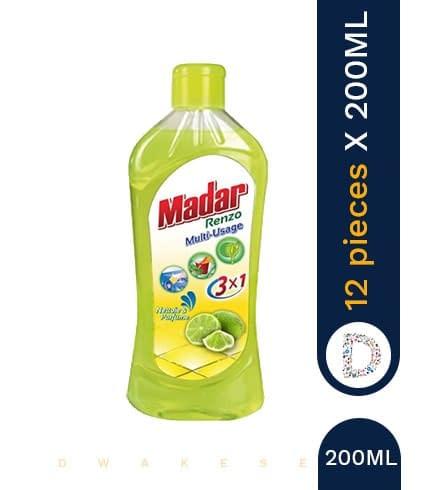 MADAR RENZO LIQUID SOAP 12 X 200ML