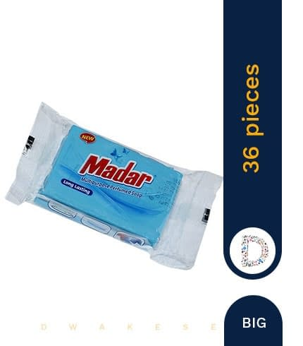 MADAR SOAP BIG X 36