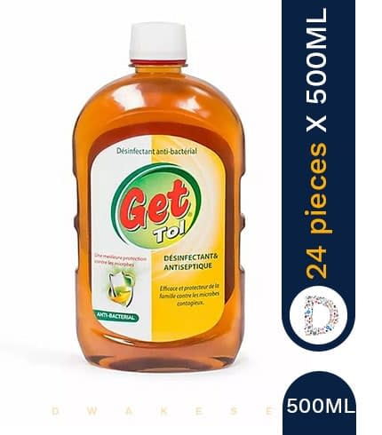 Get Tol Antiseptic 24 x 500ML