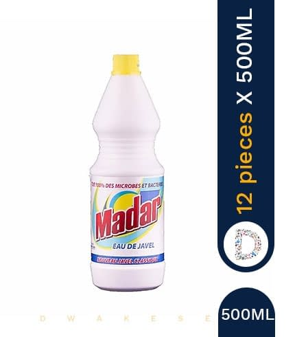 MADAR BLEACH ZONE 12 X 500 ML