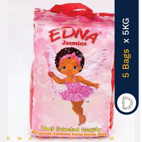EDNA RICE 5KG X 5BAGS