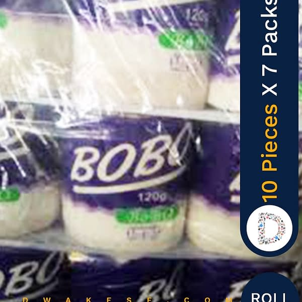 BOBO TOILET PAPER 10 X 7 PACKS