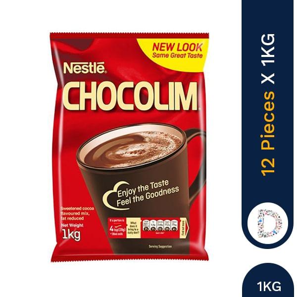 CHOCOLIM 1KG X 12 PIECES
