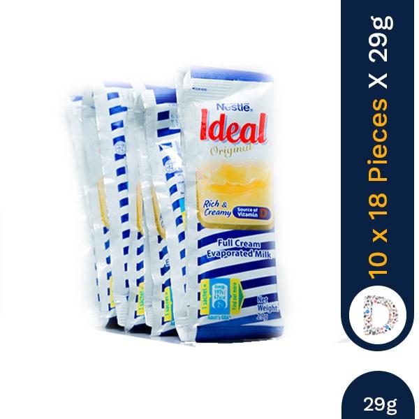 IDEAL ORIGINAL 29G X 10 X 18 PIECES