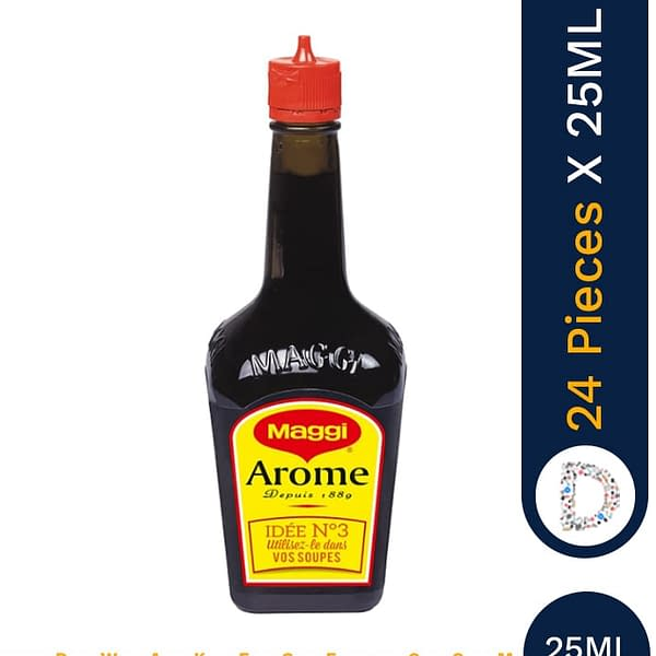 MAGGI AROME 25ML X 24 PIECES