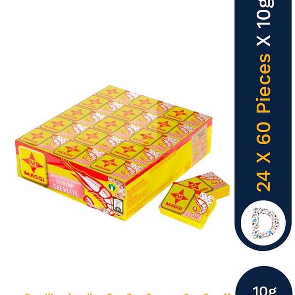 MAGGI SHRIMP TAB 24 (60X10G)