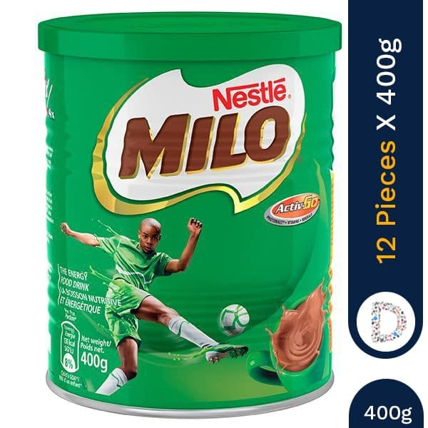 MILO ACTIGEN SP 400G X 12 PIECES