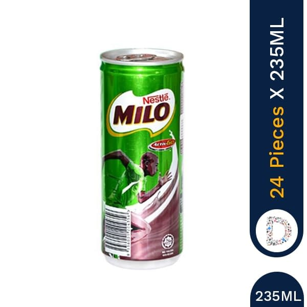 MILO RTD 235ML X 24 PIECES