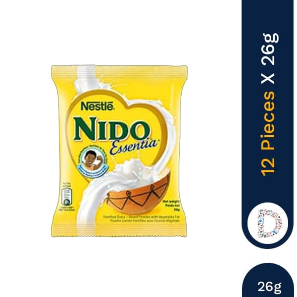 NIDO 26G X 12 PIECES