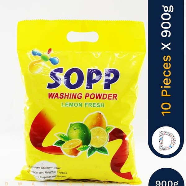 SOPP WASHING POWDER 10 X 900G