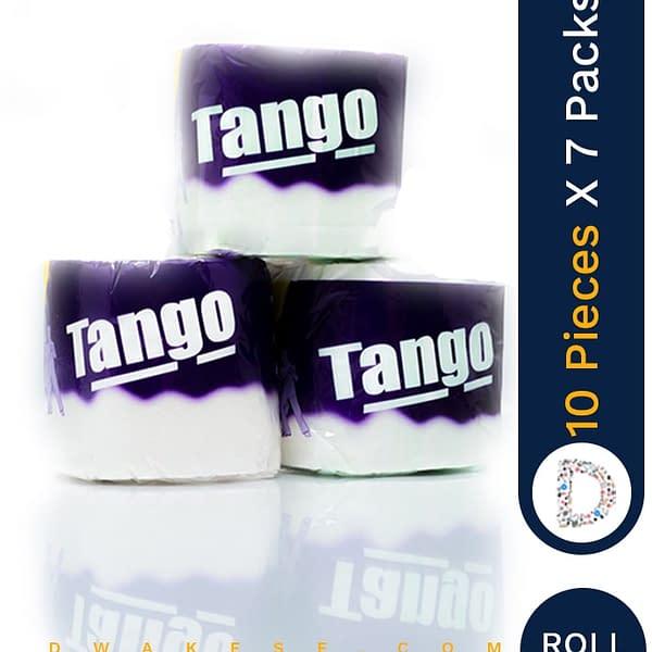 TANGO TOILET PAPER 10 X 7 PACKS