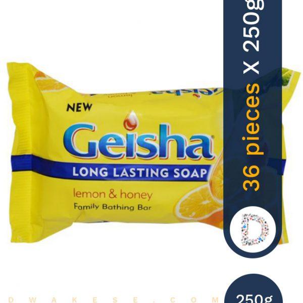 GEISHA-LEMON-AND-HONEY-36X250G