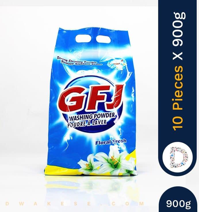 GFJ WASHING POWDER 10 X 900G