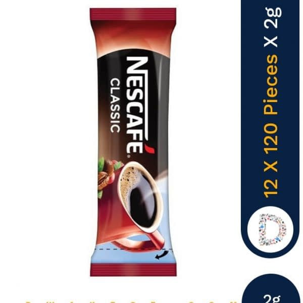 NESCAFE CLASSIC 2G x 12 x120